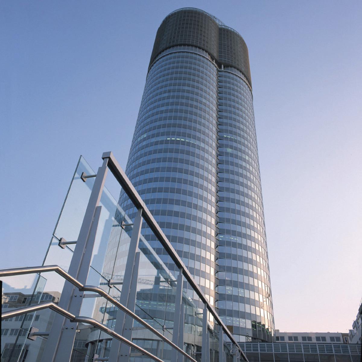 Büroflächen im Millenium Tower