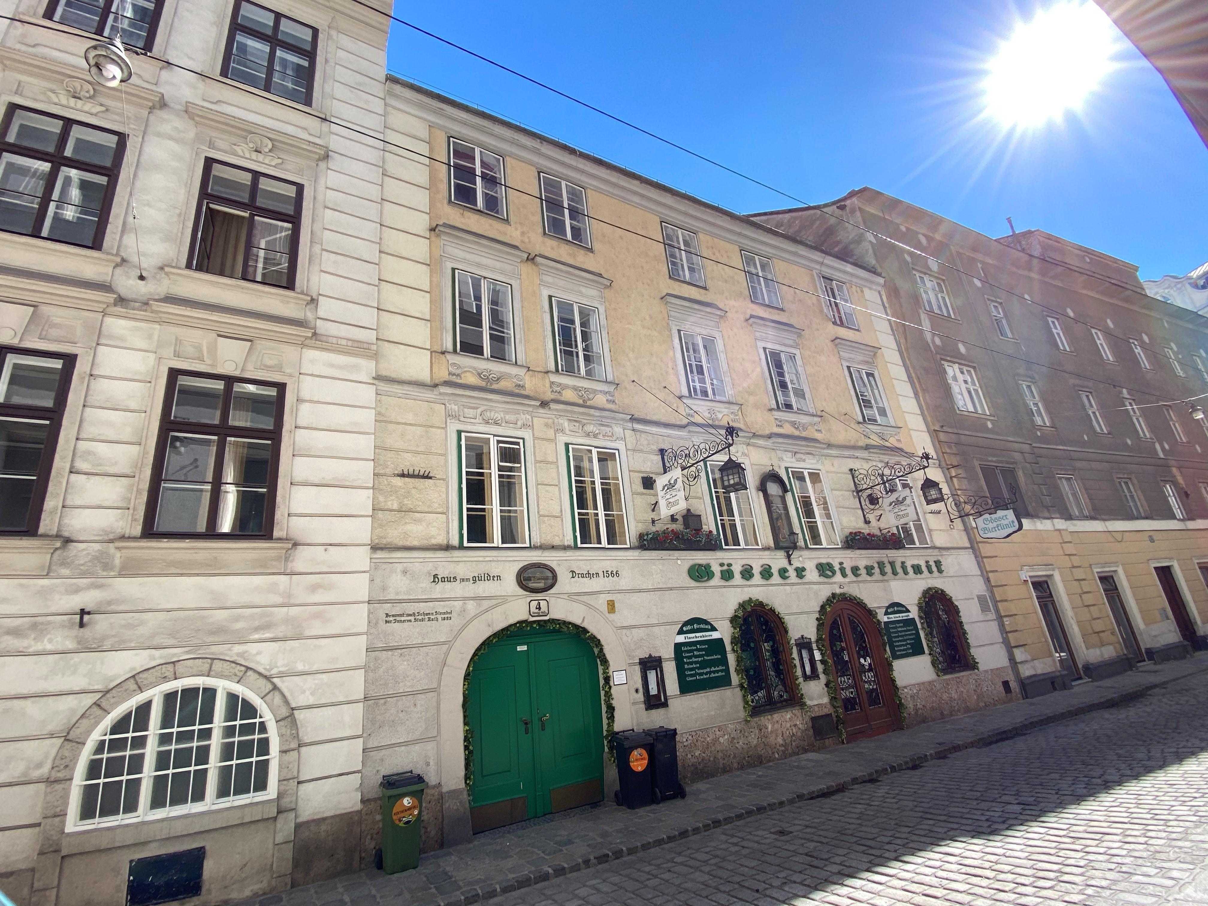 Prominentes Innenstadthaus in Bestlage