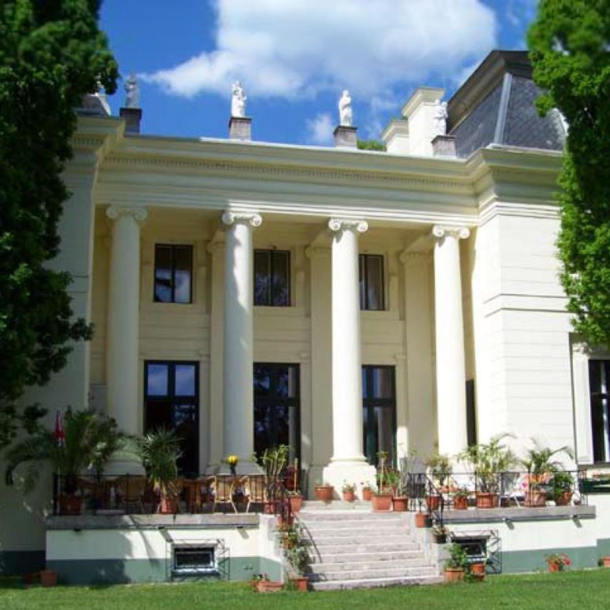 Villa Hahn von Otto Wagner