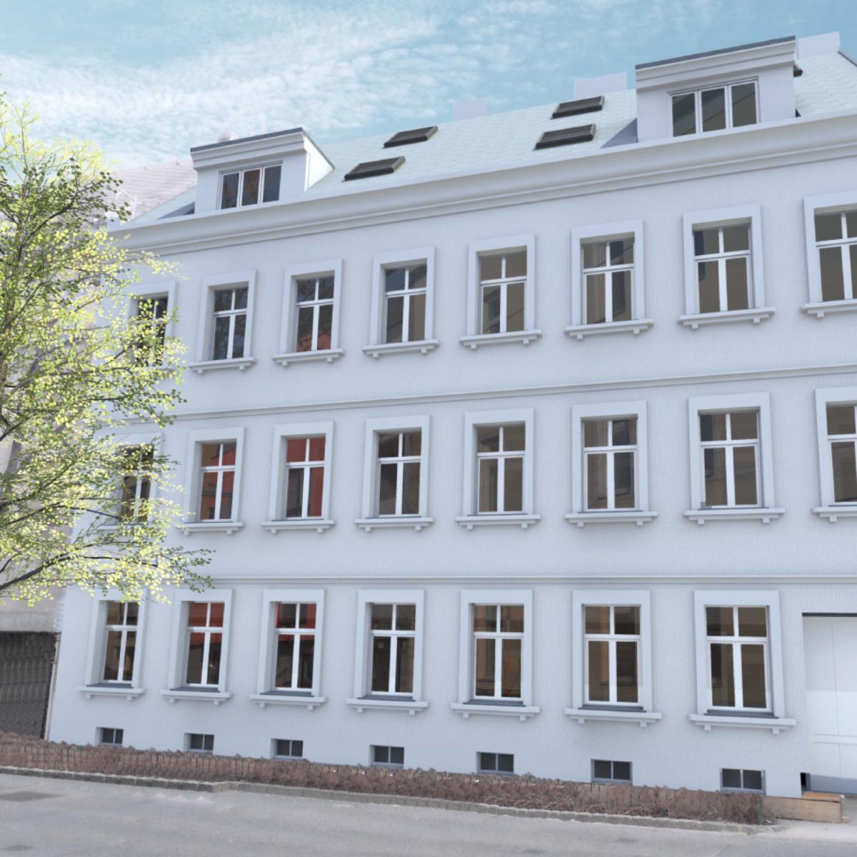 Wohnbauprojekt am Obkircher Markt